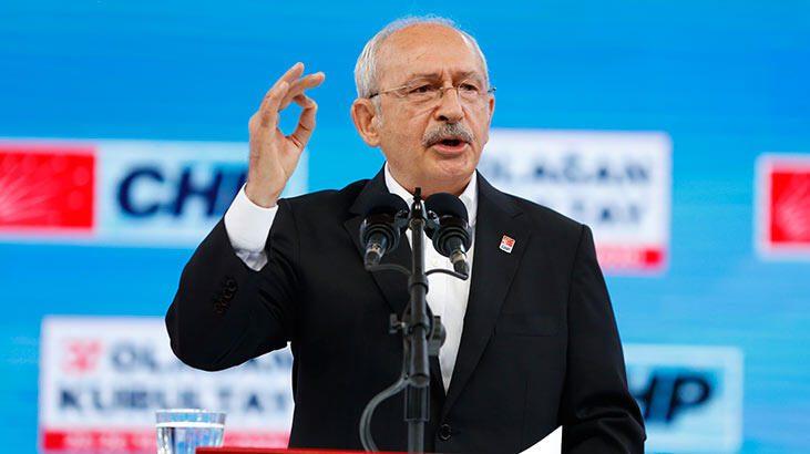 Kemal Kılıçdaroğlu, 6. kez CHP Genel Başkanlığına seçildi - HaberMotto