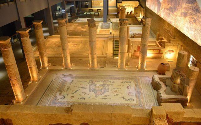 Zeugma Mozaik Müzesi'nde 10 eser kayıp - HaberMotto