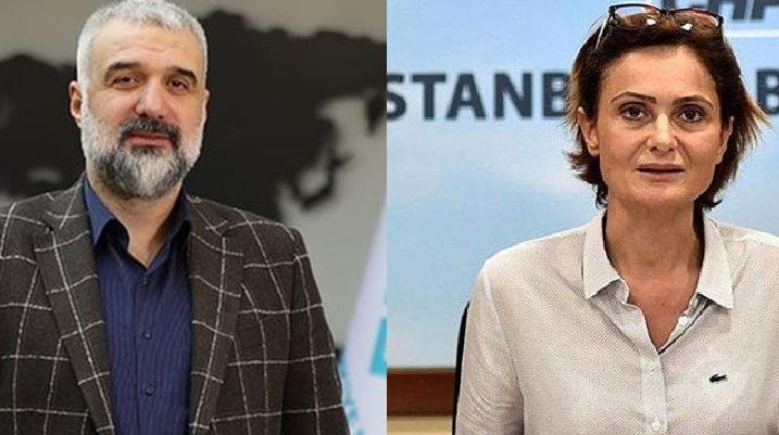 AK Parti İstanbul İl Başkanı Osman Nuri Kabaktepe'den CHP'li Canan Kaftancıoğlu'nu kahve teklifi - HaberMotto